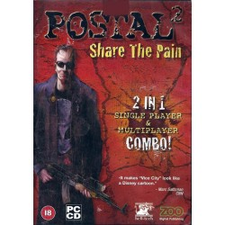 PC-Postal 2 Share the Pain