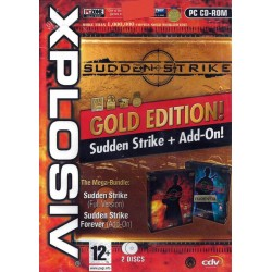 PC-Sudden Strike Gold Edition