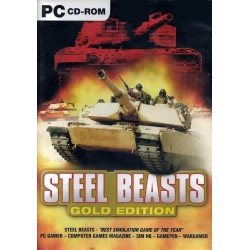 PC-Steel Beasts Gold Edition