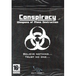 PC-Conspiracy Weapons of Mass Destruction