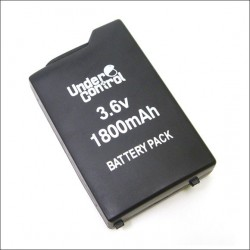 PSP 1000/fat baterie 1800mAh, Under Control
