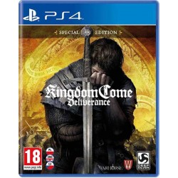 PS4-Kingdome Come: Deliverance SE