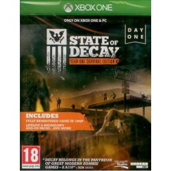 XboxOne-State of Decay: Year One Survival Edition