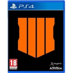 PS4-Call of Duty: Black Ops IV
